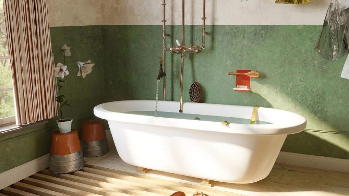 Как выглядели бы ванные комнаты из известных картин в реальности: фото до и после