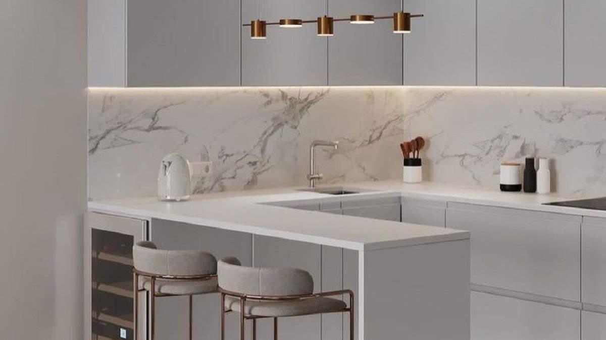 Переваги та недоліки підлогового покриття для кухні: висновки дизайнерів