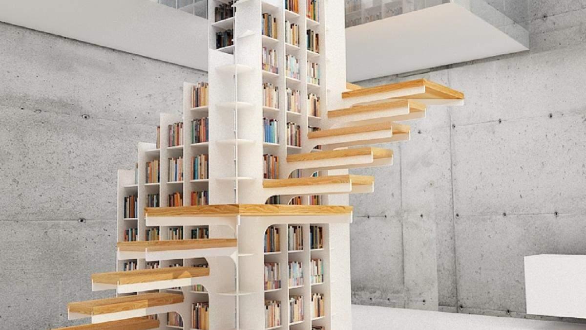 10 цікавих ідей для дизайну сходів: фотоприклади