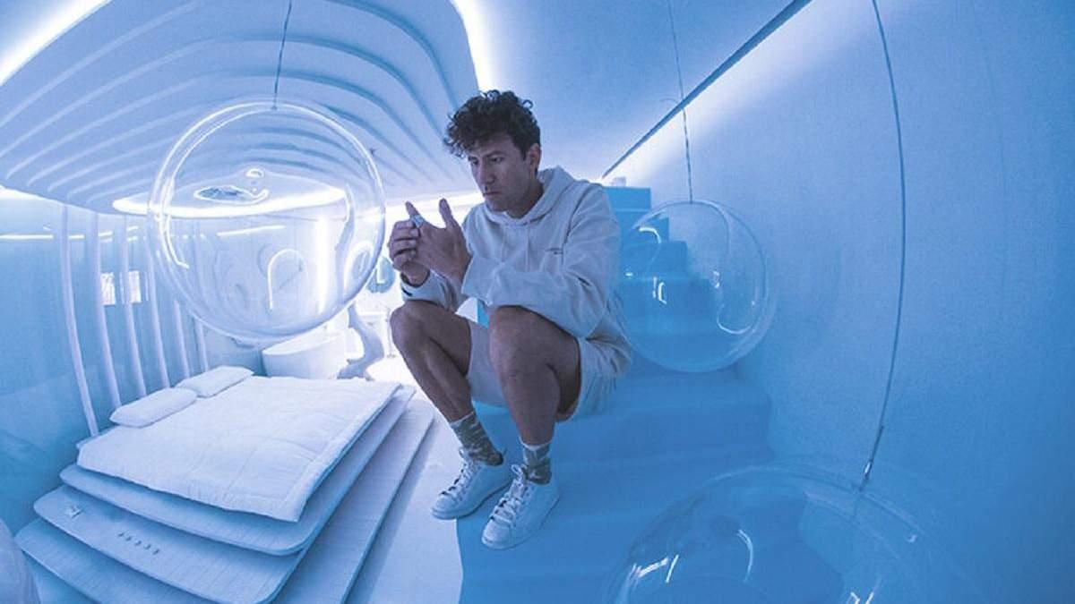 Мотель, в котором чувствуешь себя, как в космическом корабле: фото дизайна
