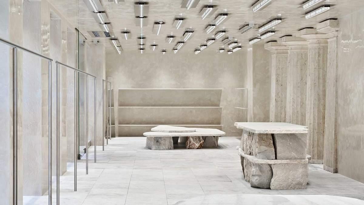 Божественные колоннады и мрамор: интерьер магазина в Стокгольме, что захватывает – фото
