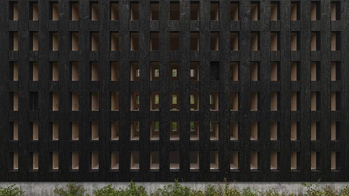 Лесной мемориал, что переворачивает представление о кладбищах: фото проекта