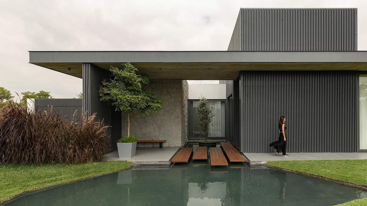 Как разместить дом на участке, учитывая особенности климата: пример JAG Studio – фото