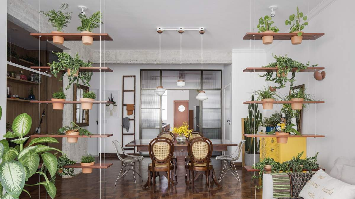 Оазис в небольшой квартире: фото уютного интерьера