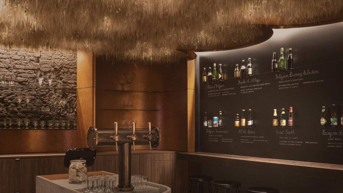 У Бельгії відкрили перший пивний спа-центр: фото хмільного інтер'єру