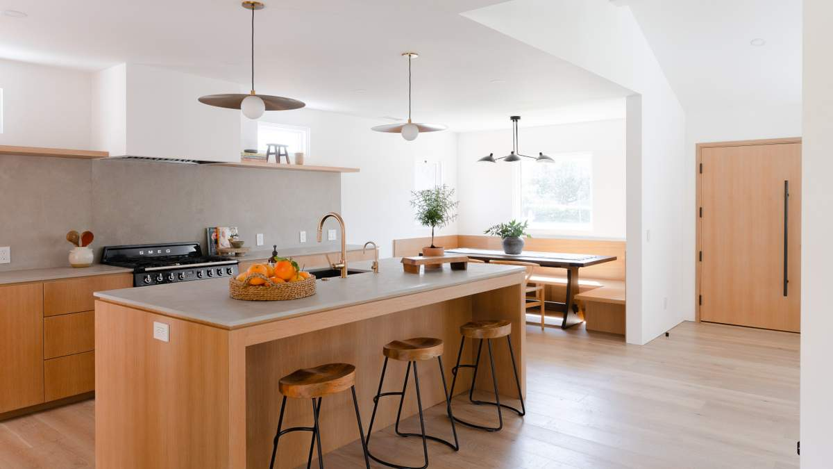 Перетворення старого будинку в Каліфорнії на стильний дизайнерський дім: фото до і після