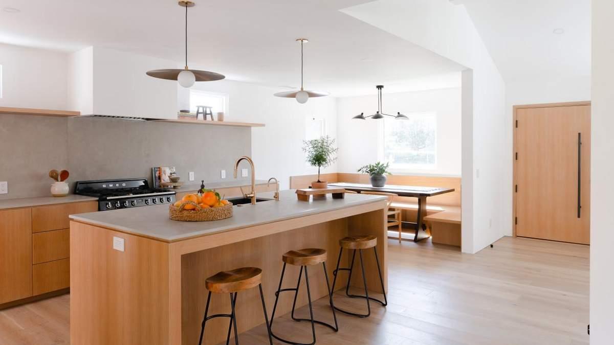 Преобразование старого дома в Калифорнии в стильный дизайнерский дом: фото до и после