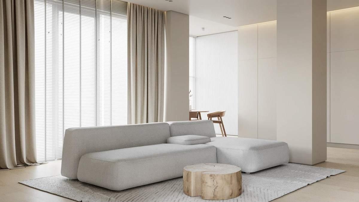 7 порад від  дизайнерів, які допоможуть вам розширити простір кімнати
