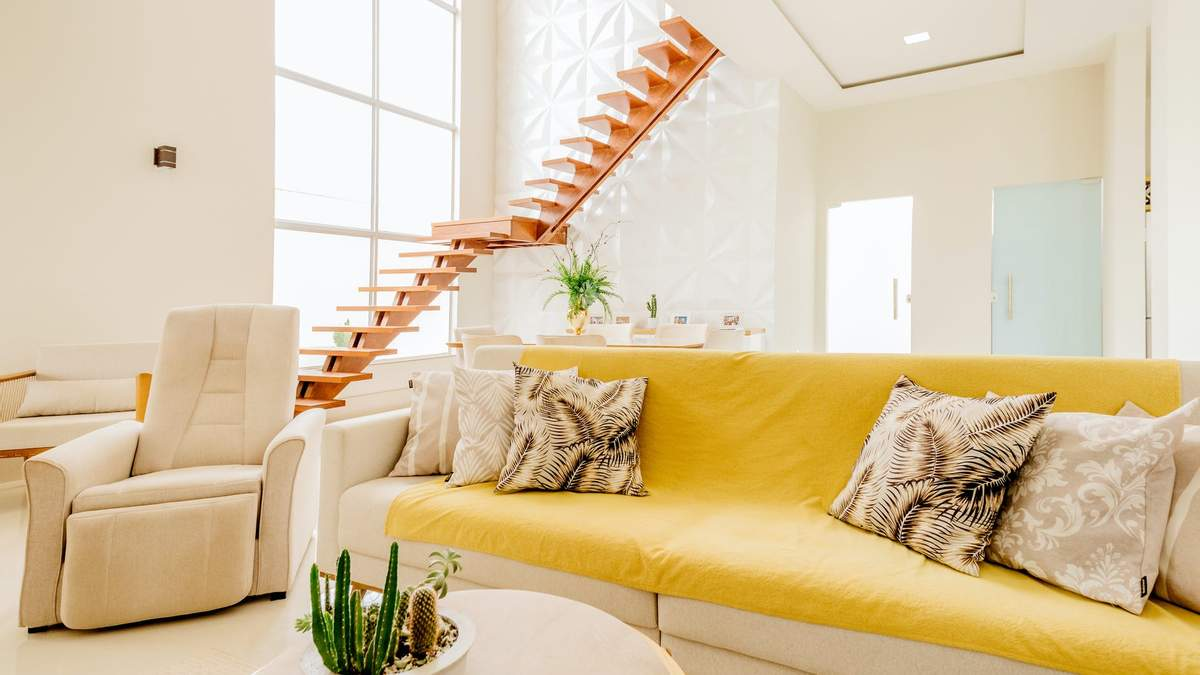 Чим замінити диван у вітальні