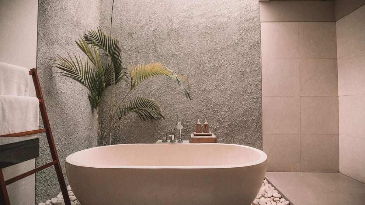 Ванні кімнати від українських дизайнерів: ідеї красивих проєктів