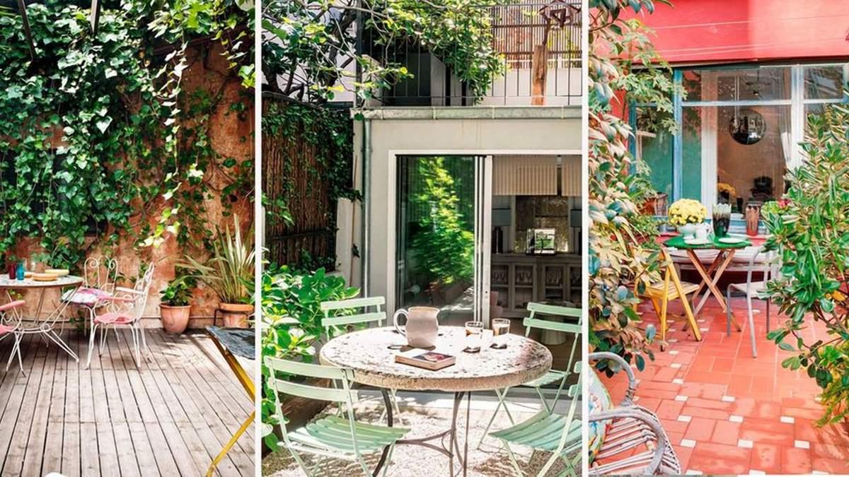 Сказочный уют природы: как оригинально обустроить дворик городского дома