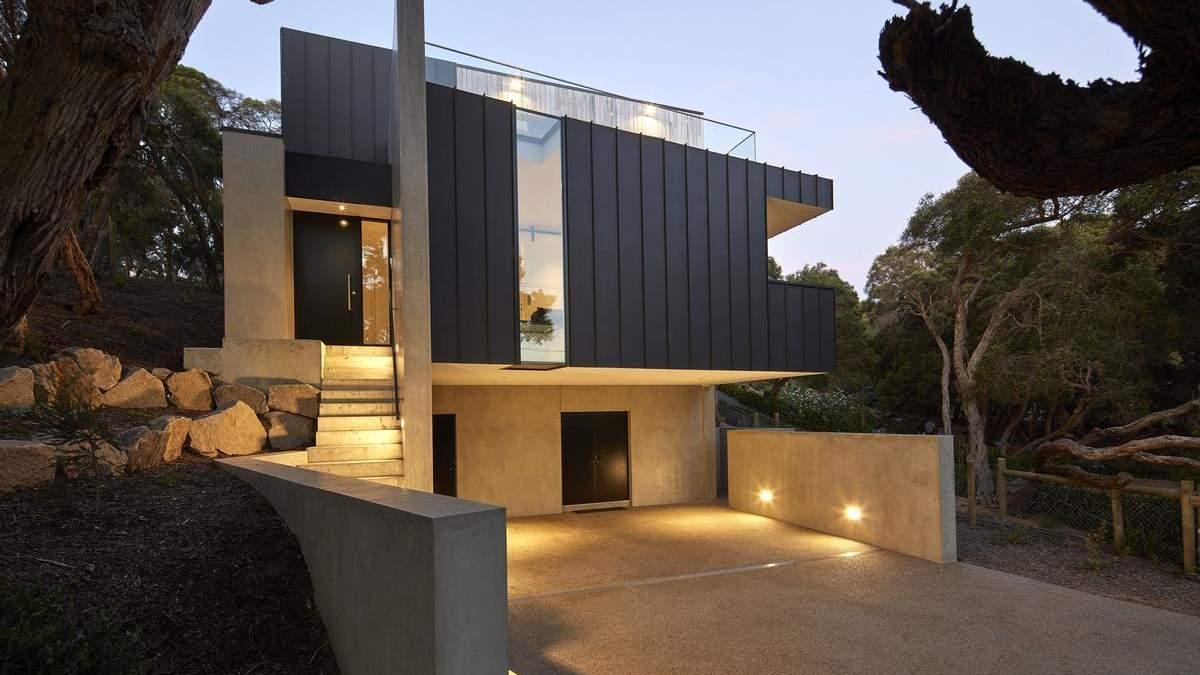 Мінімалізм в архітектурі: 5 сміливих пляжних будинків в Австралії