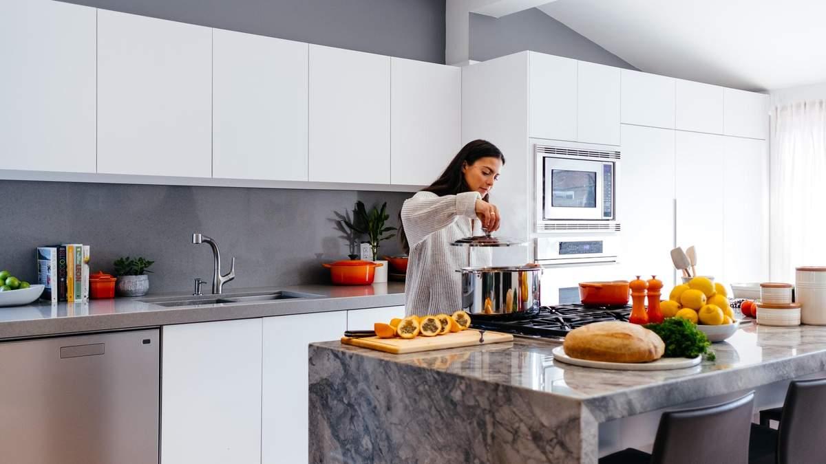 Які кухонні меблі обрати: фотопідбірка сучасних варіантів