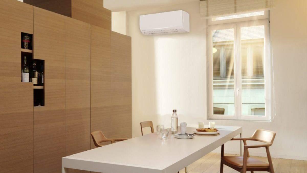 Daikin для обеспечения оптимального микроклимата в доме