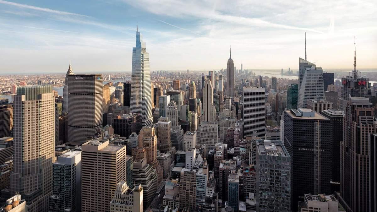 Магія висоти: нові вежі, які назавжди змінили обличчя Нью-Йорка - 20 июля 2021 - Дизайн 24