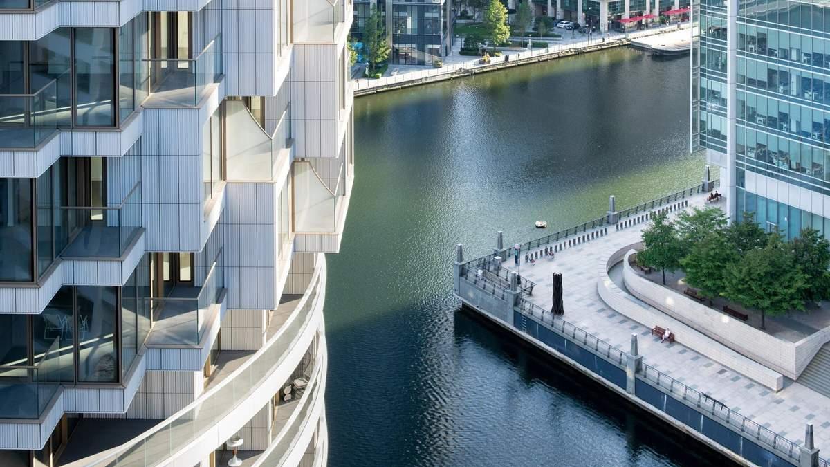Витончений гігант: у Лондоні з'явиться новий яскравий хмарочос - Дизайн 24