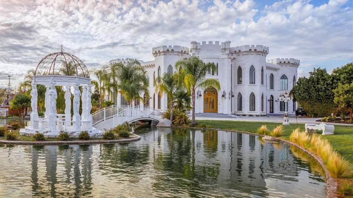 Казкова нерухомість: дивовижні замки США, у яких живуть люди - Дизайн 24
