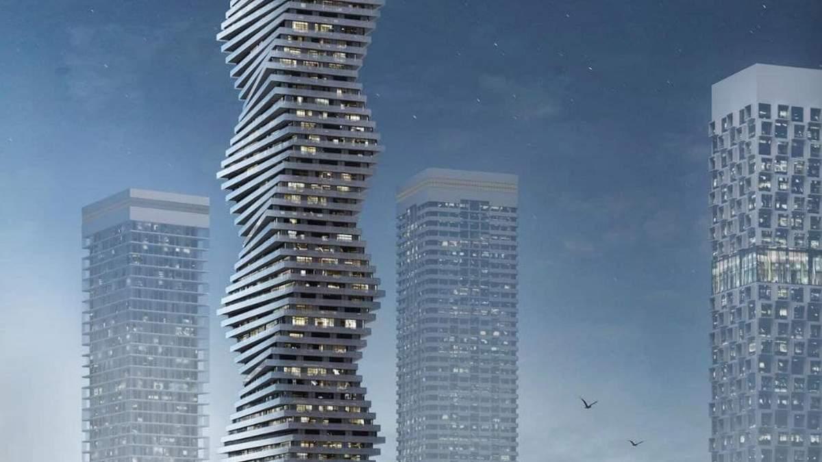 Інноваційна урбанізація: як виглядає новий квартал хмарочосів у Торонто - Дизайн 24