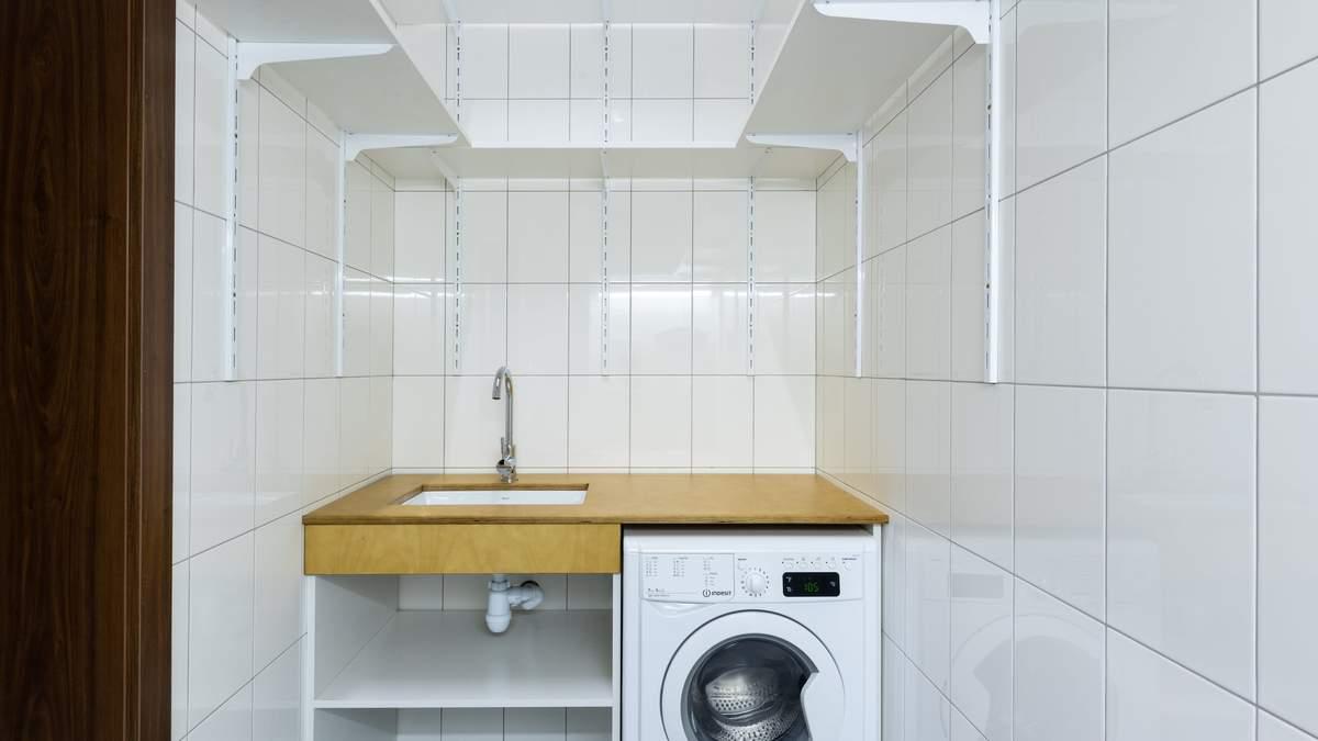 Стиральная машинка под раковиной: базовые правила установления - Дизайн 24