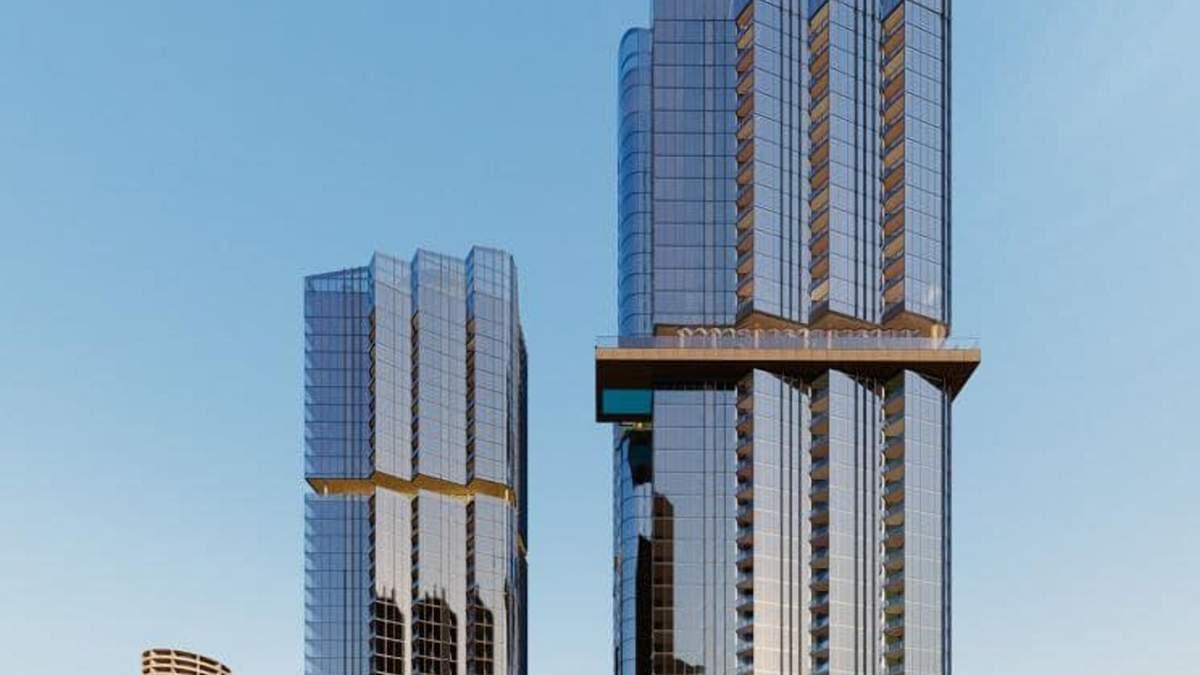 Прибережний рай: в Австралії зводять комплекс хмарочосів вартістю 800 мільйонів доларів - Дизайн 24