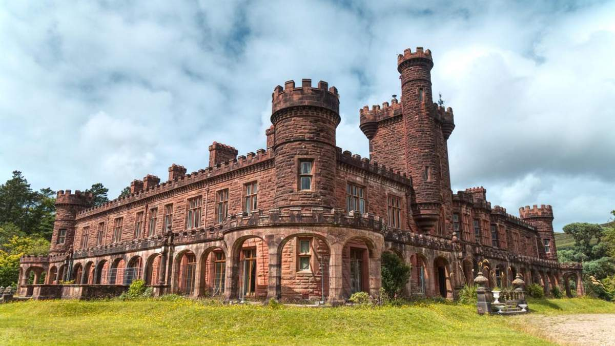 Красивий замок за 1 фунт: в Шотландії продають улюблену нерухомість принца Чарльза - Дизайн 24