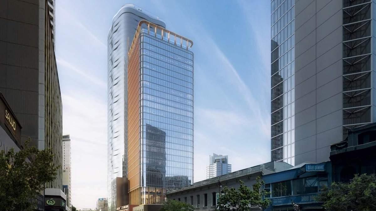 Все включено: проект 28-этажного отеля в Мельбурне - Дизайн 24