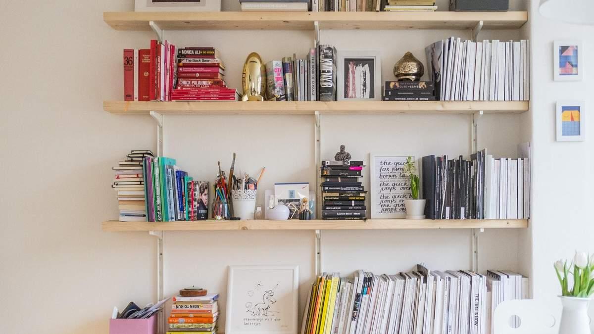 Як прикрасити дім за допомогою книг: підбірка естетичних ідей - Дизайн 24