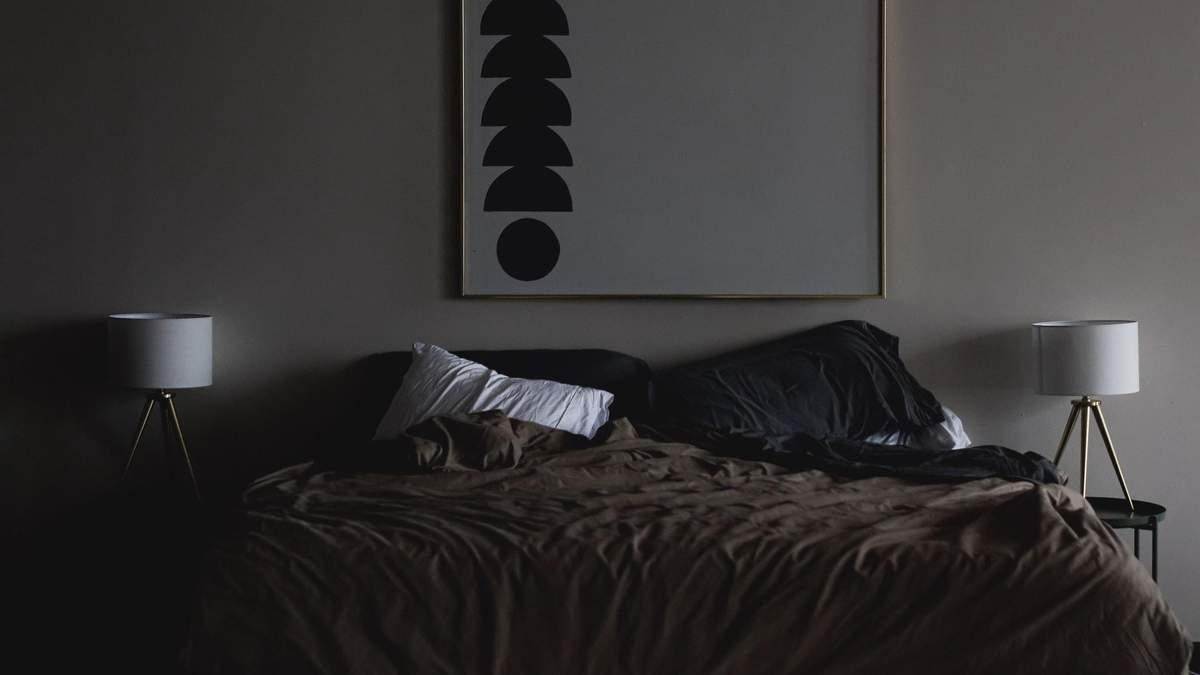 Чорний колір у спальні: як використати, щоб створити стильну та затишну кімнату - Дизайн 24