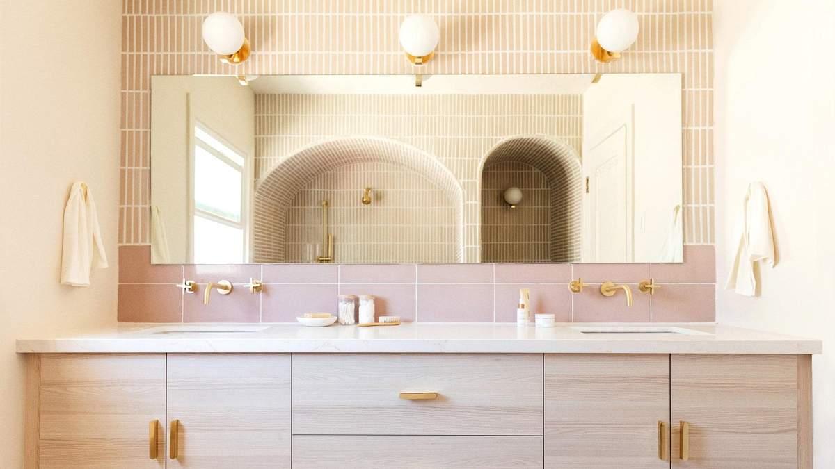 5 ідей, які ви повинні запозичити з цієї розкішної ванної кімнати - Дизайн 24