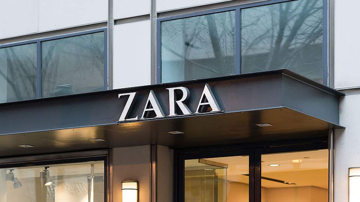 Інноваційний дизайн: Zara відкриває у Нью-Йорку найяскравішу вітрину у своїй історії – відео - Дизайн 24