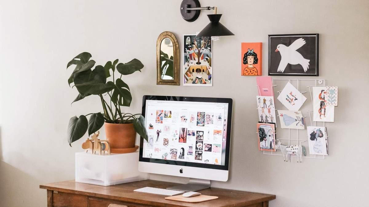Домашній офіс в спальні: 15 компактних ідей для натхнення - Дизайн 24
