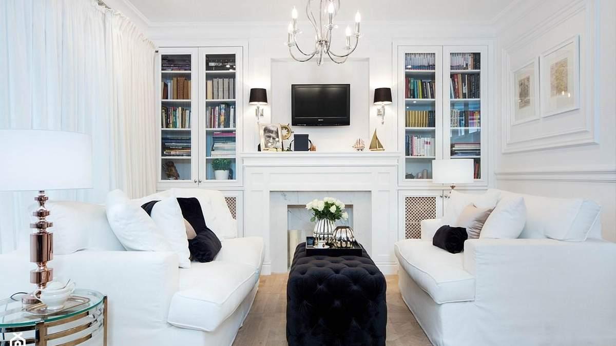 Білосніжна естетика: як правильно декорувати білу кімнату - Дизайн 24