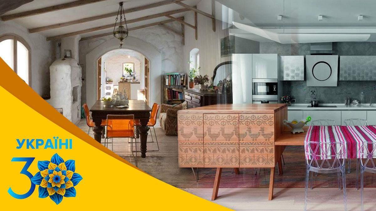 Как вписать аутентичную украинскую мебель в современный интерьер