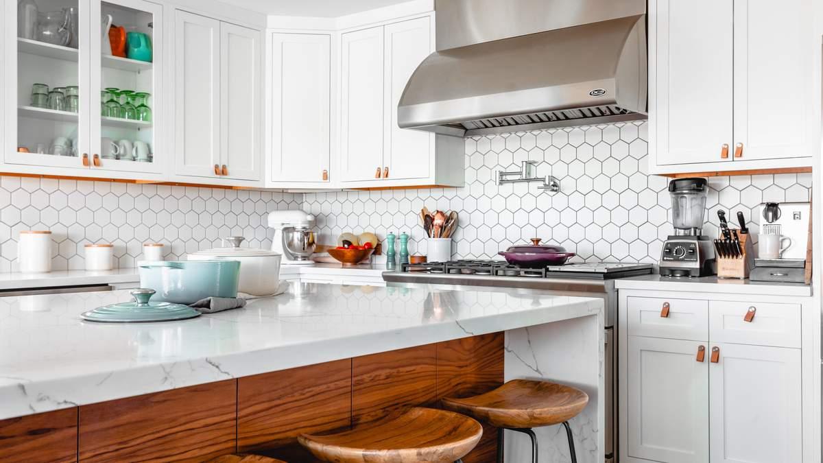Правильний вибір: які матеріал не варто використовувати на кухні - Дизайн 24