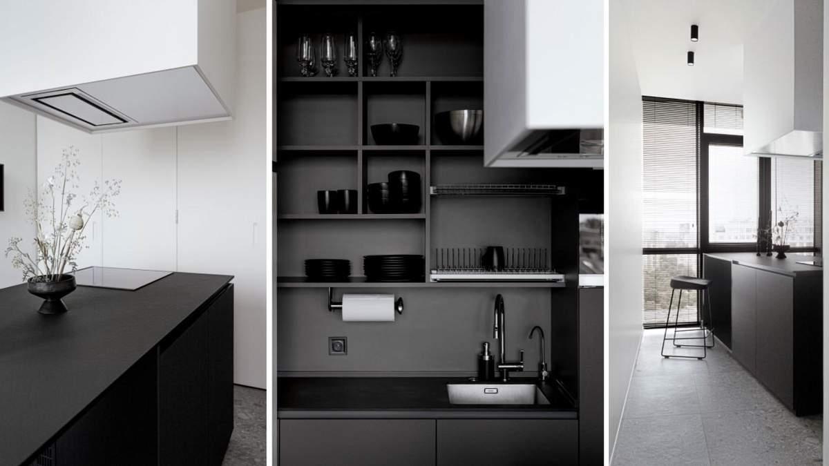 Сдержанный интерьер для любителей монохромной палитры: фото минималистичной квартиры в Одессе - Дизайн 24