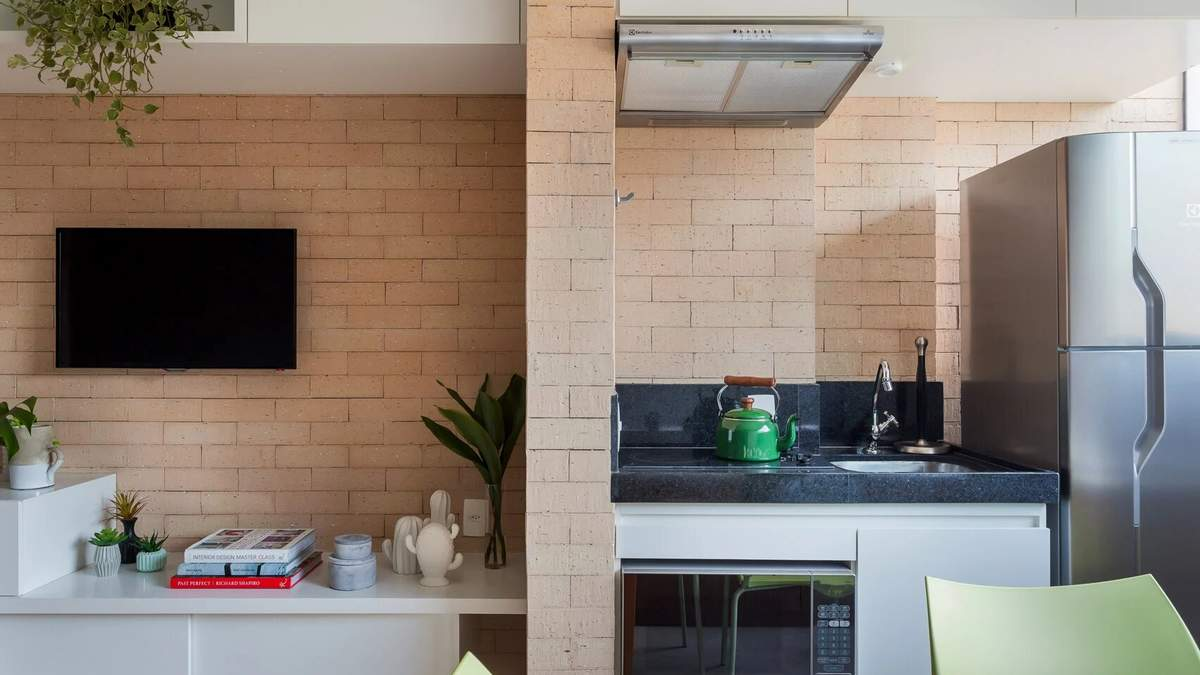 Как обустроить дом на 27 квадратных метрах: яркий образец крошечной квартиры - Дизайн 24