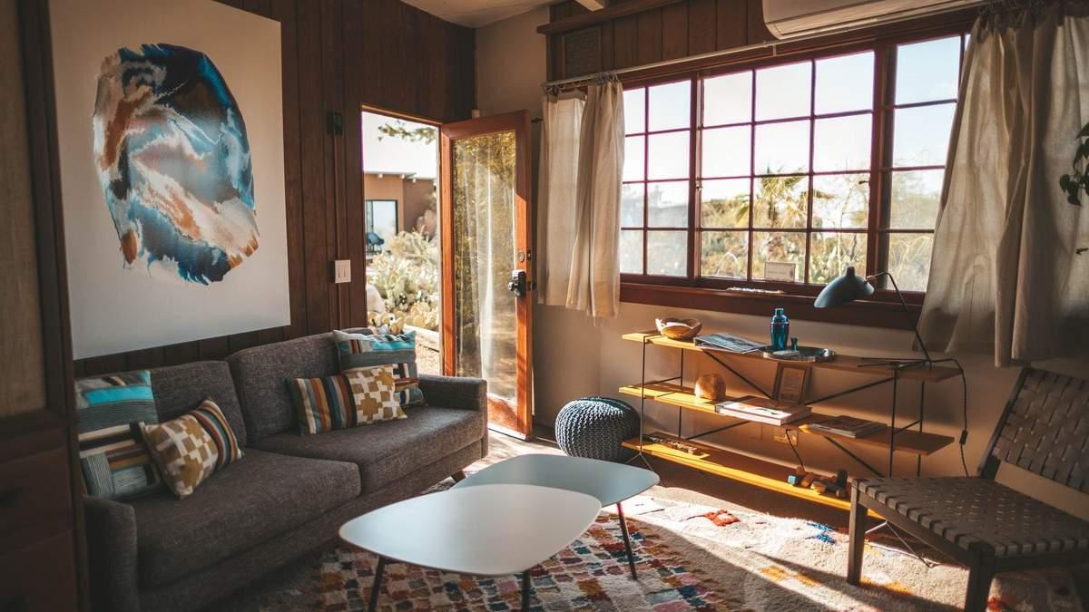 Як правильно розмістити коврик у вітальні, їдальні та спальні: поради з фотоприкладами - Дизайн 24