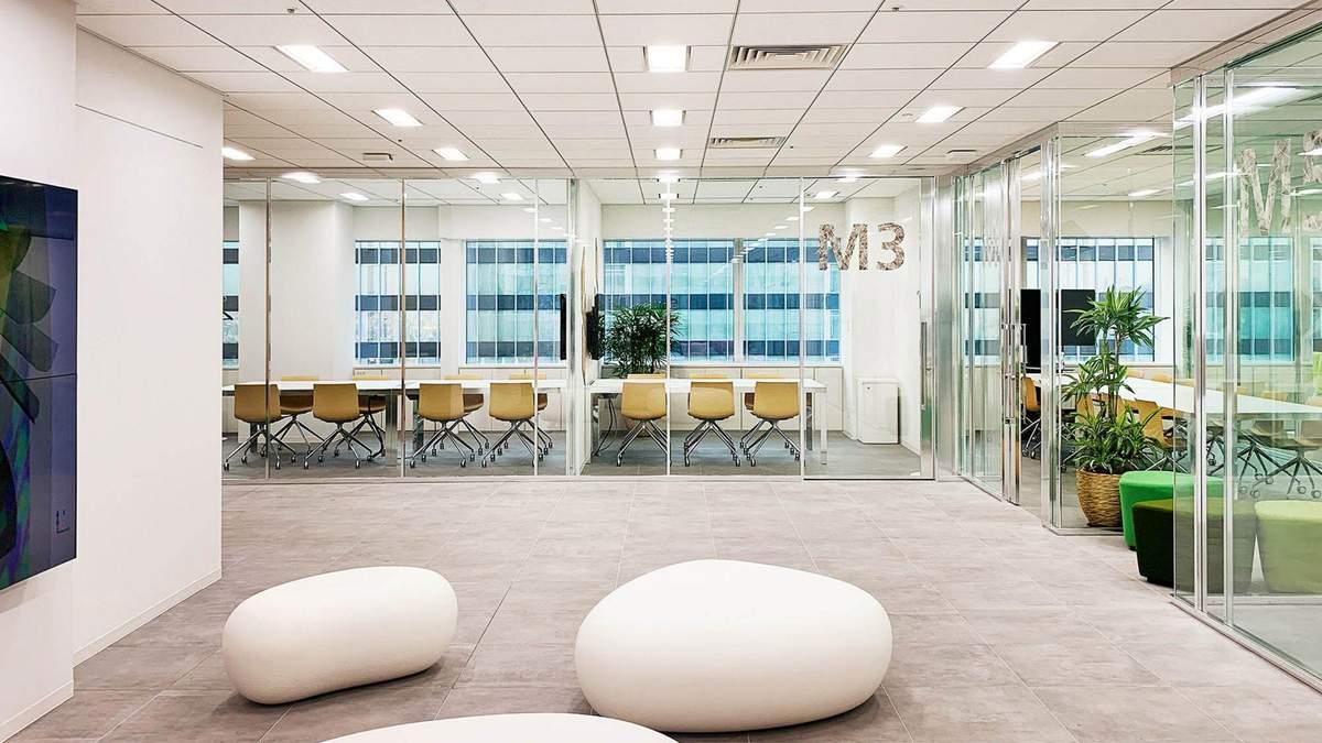 Антибактериальные поверхности и восточная эстетика: офис, который учитывает современные реалии - Дизайн 24