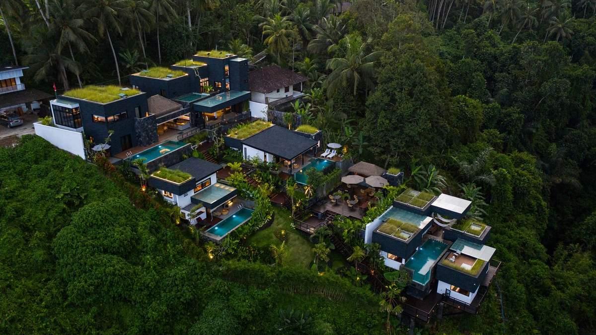 Насолода тропіками: на Балі побудували готель, в якому захочеться залишитись назавжди - Дизайн 24