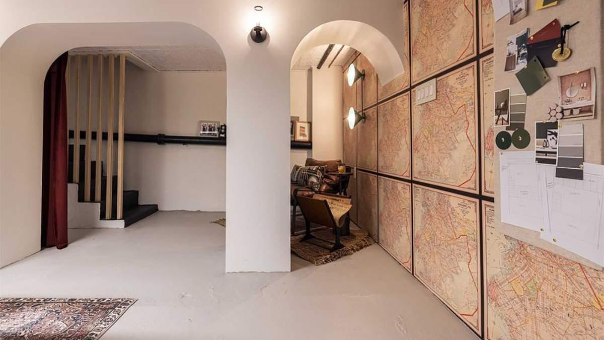 Пара перетворила закинутий підвал в робочий простір: фото до та після ремонту - Дизайн 24