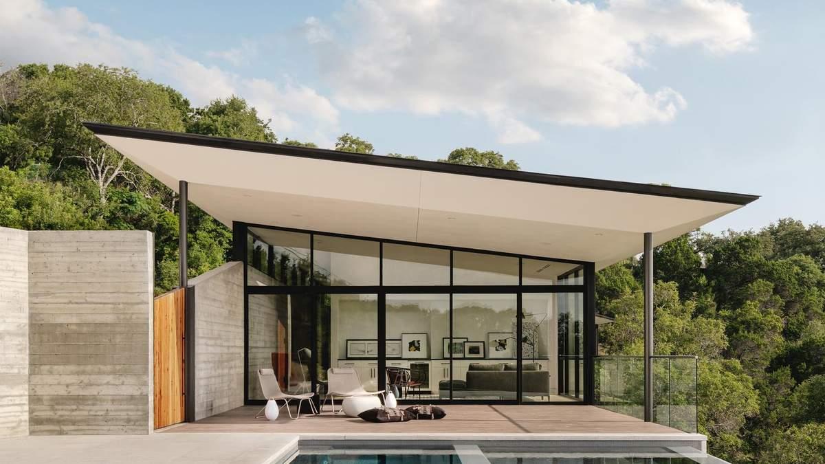 Приют в горах: в США построили дом, о котором невозможно не мечтать - Дизайн 24