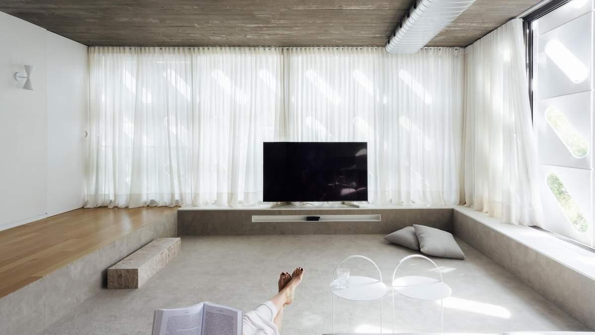 Как замаскировать телевизионные кабели в интерьере: подборка полезных идей - Дизайн 24