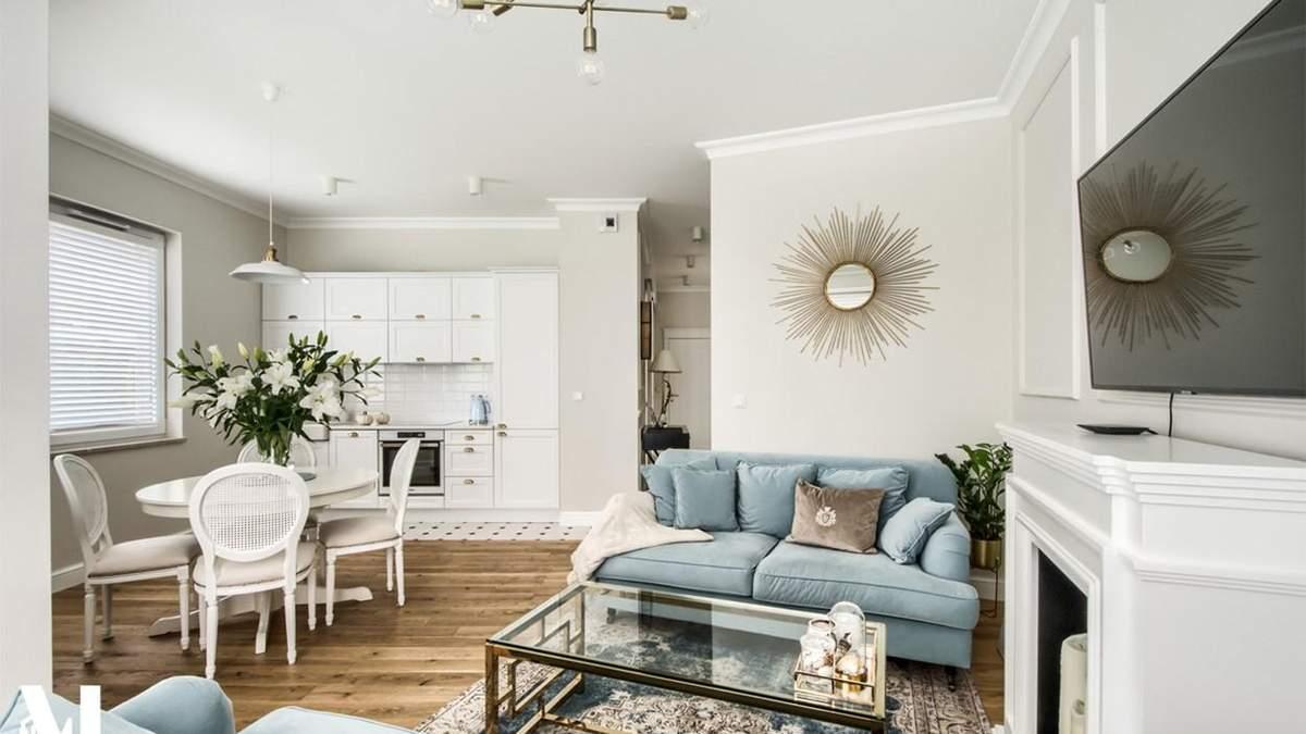 Магия дизайна: как обустроить квартиру в стиле гламур - Дизайн 24