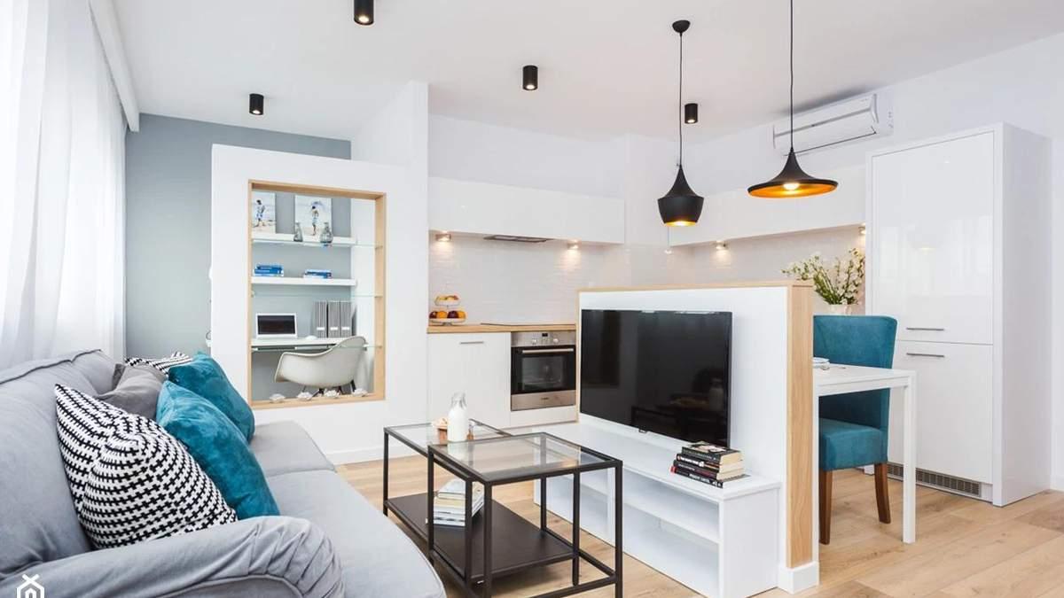 Квартира-студія: як правильно оформити - Дизайн 24