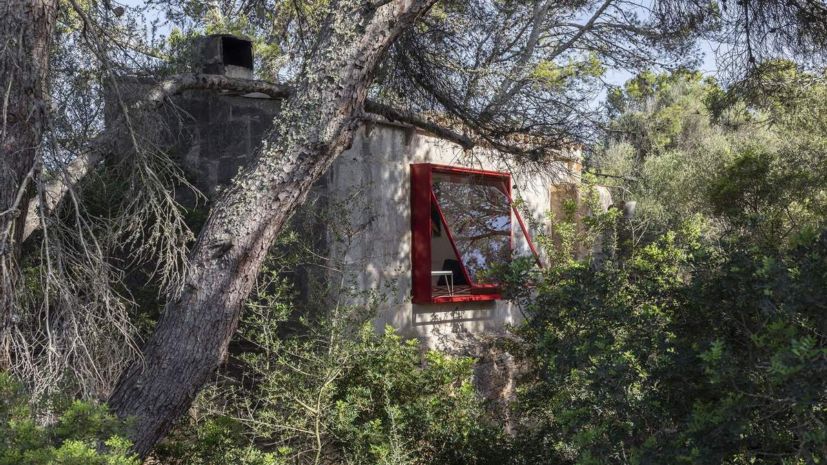 Бегство от мира: в Испании создали невероятный домик для углубления в себя - Дизайн 24