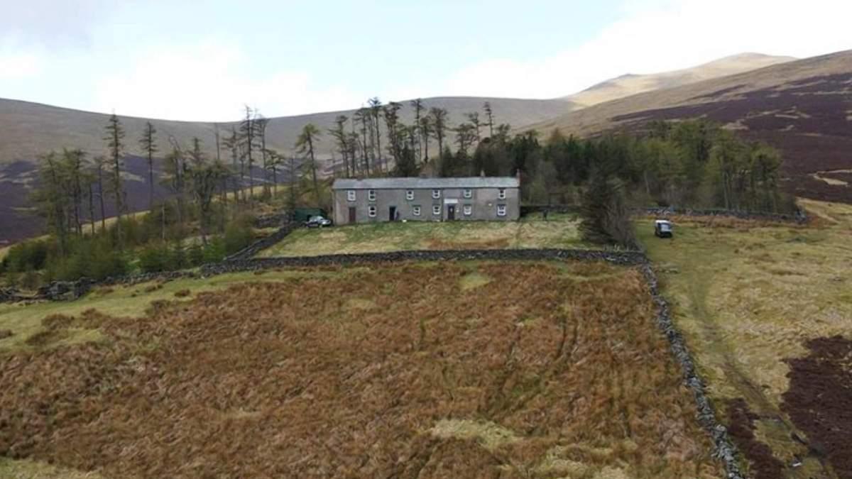 10 километров до цивилизации: как выглядит самый отдаленный дом в Англии - Дизайн 24
