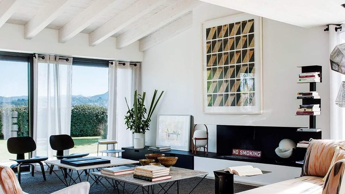 Сучасні елементи та сільська душа: заміський будинок із дивовижними поєднаннями - Дизайн 24