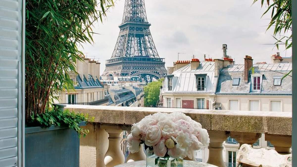 Апартаменты с видом на Эйфелевую башню: как выглядит квартира настоящего парижанина - Дизайн 24