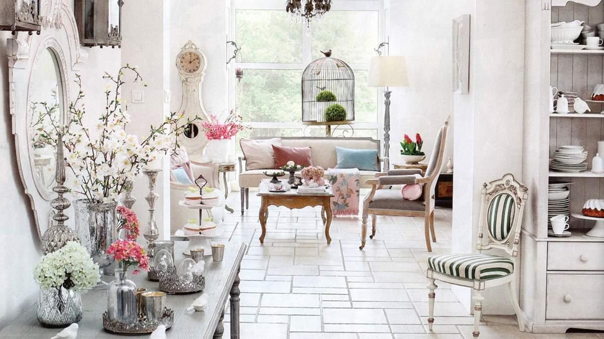 Романтика та свіжість: головні особливості стилю прованс - Дизайн 24