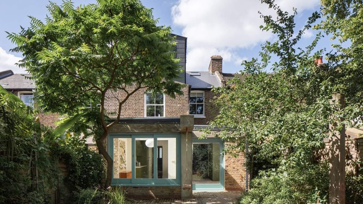 Британская сдержанность: вариант дома, который будет уместным в любом городе - Дизайн 24